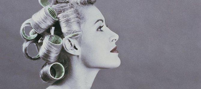 завивка: как закручивать папильотки на короткие волосы