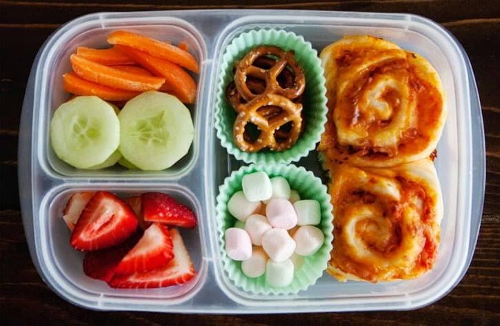 Завтрак в школу с собой