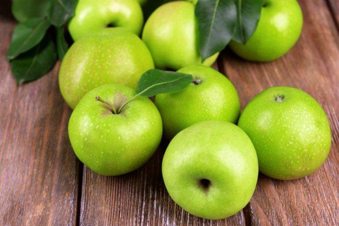 Рисова яблочная диета