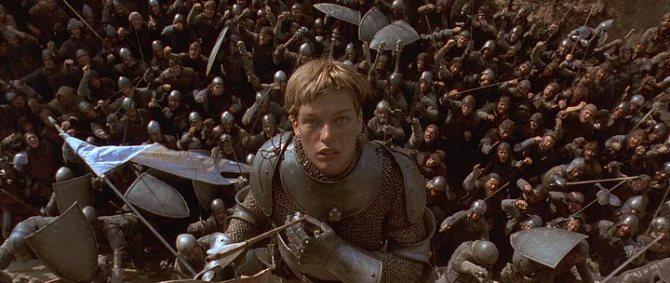 Жанна Д'Арк - Jeanne d'Arc (1999)