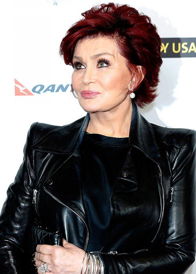 Жена великого и ужасного Оззи Осборна, телеведущая, писательница и мама двоих детей Фото: GLOBAL LOOK PRESS