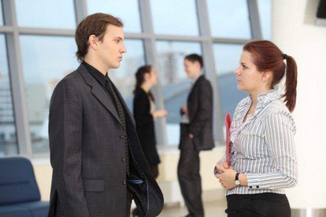 Женатый начальник проявляет симпатию: как отказать в отношениях?