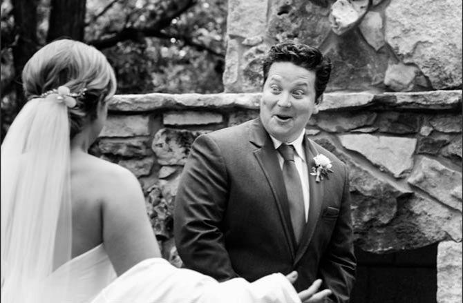 жених не должен видеть платье невесты до свадьбы