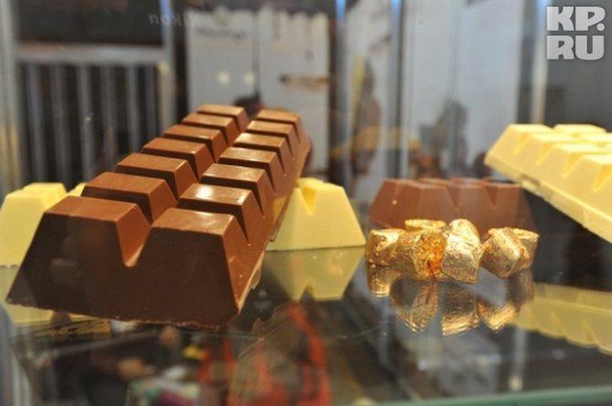 Женщинам полезен темный шоколад, а мужчинам - белый.