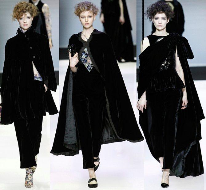 Женская одежда Giorgio Armani
