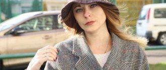 Женская шляпа Велла коричневая