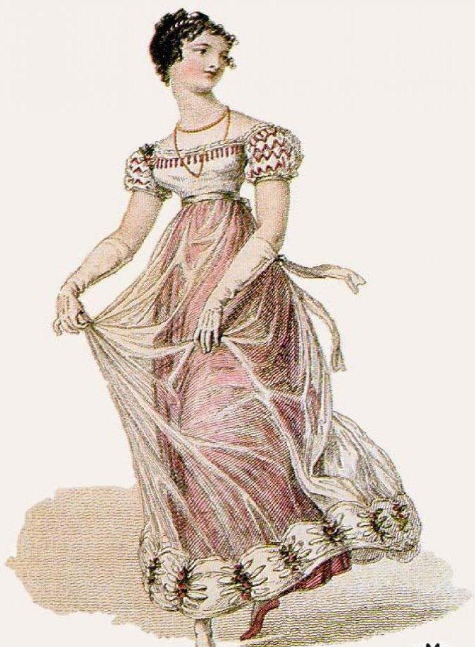 Женская юбка: от древности до наших дней, фото № 11