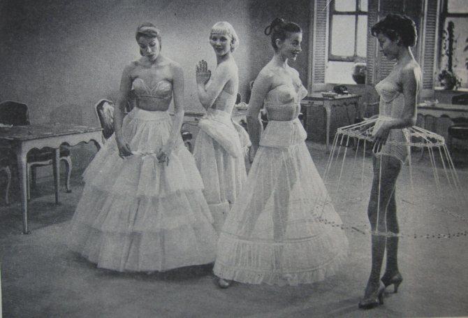 Женская юбка: от древности до наших дней, фото № 13