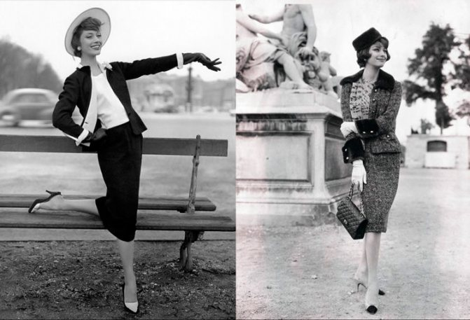 Женская юбка: от древности до наших дней, фото № 14