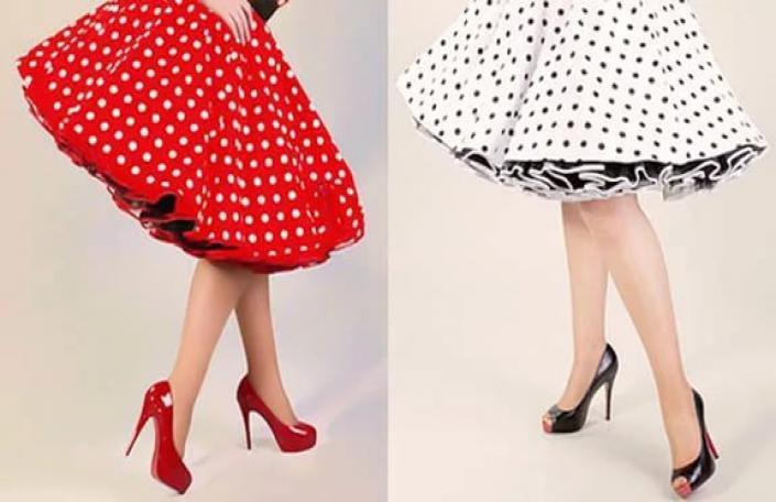 Женская юбка: от древности до наших дней, фото № 17