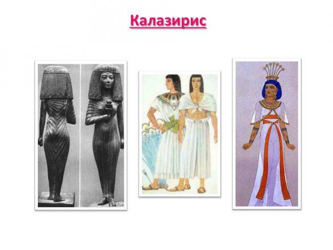 Женская юбка: от древности до наших дней, фото № 3