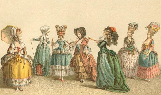 Женская юбка: от древности до наших дней, фото № 9