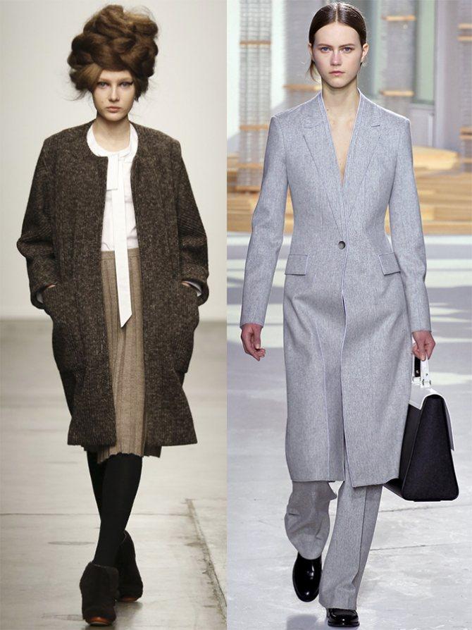 женские пальто 2015-2016