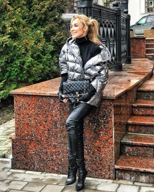 Женские пуховики и куртки. Тренды самой комфортной и практичной верхней одежды