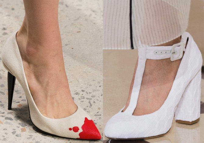Женские туфли 2020 года