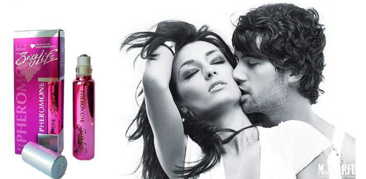 Женский парфюм с феромонами как действует