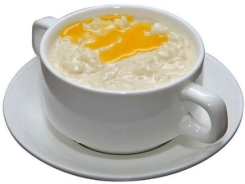 жидкая рисовая каша