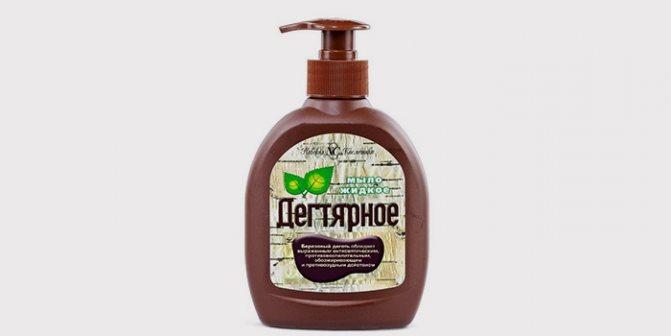 Жидкое мыло от Невской Косметики