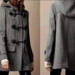Зимнее пальто дафлкот для полных девушек и женщин - Блог/Фаворитти
