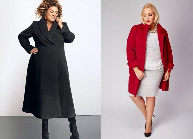 Зимние пальто для пышных дам 2020 - Блог/Фаворитти