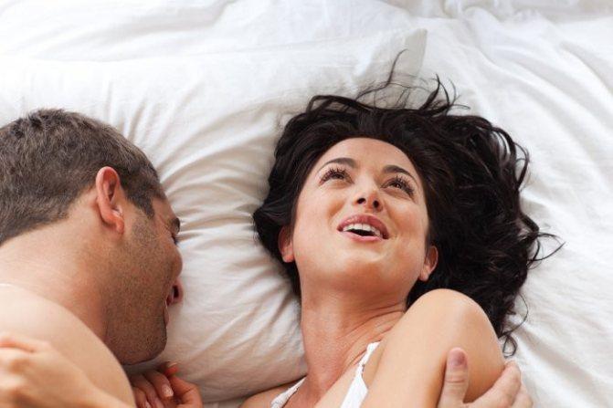 значение секса для здоровья