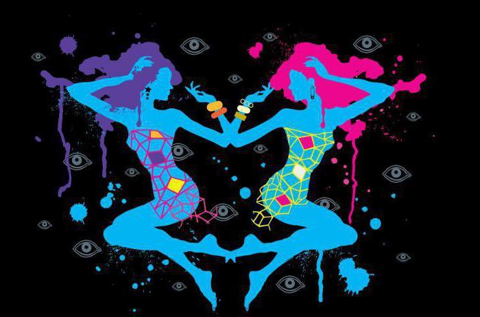 знак зодиака близнецы девушка