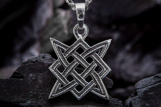 Звезда Руси (Квадрат Сварога)